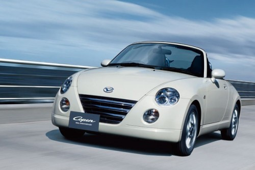 Daihatsu Copen 10th Anniversary